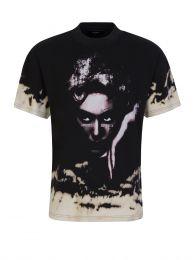 Black Spirit Face T-Shirt