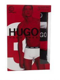 Red/White/Black 3Pack Cotton Stretch Boxers