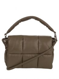 Beige Wanda Clutch Bag