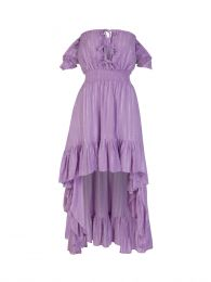 Purple Avery Maxi Dress