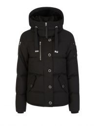 Black Knowlesville Jacket