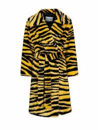 Black/Yellow Crystal Coat