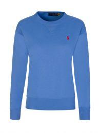 Blue Fleece Sweatshirt
