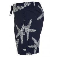 Vilebrequin Junior Navy Starlette Glow in the Dark Swim Shorts