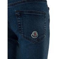 Moncler Enfant Stonewash Skinny Jeans