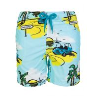 Vilebrequin Junior Sunny Car Swim Shorts