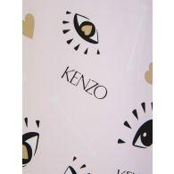 KENZO Kids Pink Eye Dress & Headband