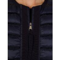 Moncler Navy Brioche Puffa Jacket