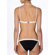 Moncler Black 2-Piece Bikini