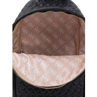GUESS Kids Black Padded Heart Backpack