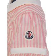 Moncler Enfant Pink Stripe Legging Set