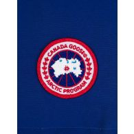 Canada Goose Kids Blue Youth Eakin Parker