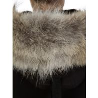 Canada Goose Black Kensington Parka Coat