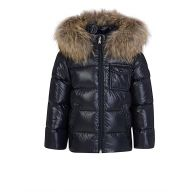 Moncler Enfant Navy K2 Jacket