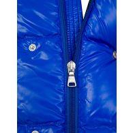 Moncler Enfant Blue 'Dervaux' Jacket