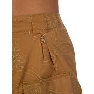 Patrizia Pepe Beige Embroidered Shorts