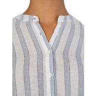 Rails White Striped Mini Dress