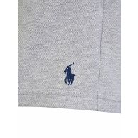 Polo Ralph Lauren Grey Cotton Shorts