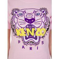 KENZO Pink Tiger Sweatshirt Dress