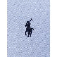 Polo Ralph Lauren Kids Blue Custom Fit Shirt