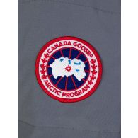 Canada Goose Shelbourne Grey Parka
