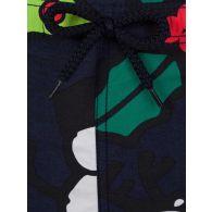Vilebrequin Junior Navy Christmas Swim Shorts