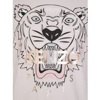 KENZO Kids Pink Tiger T-Shirt