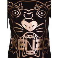 KENZO Kids Black Tiger T-Shirt