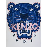 KENZO Kids White Frill Sweatshirt