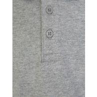 Moncler Enfant Grey Polo Shirt Set