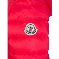 Moncler Enfant Pink Takaroa Puffer Jacket