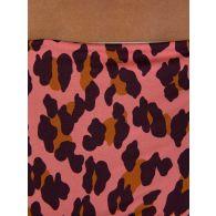 Stella McCartney Pink Leopard Print Bikini Bottoms