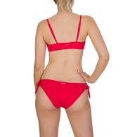 Stella McCartney Red Bikini Top