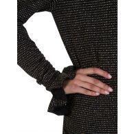 Philosophy Di Lorenzo Serafini Black Crystal Embellished Dress