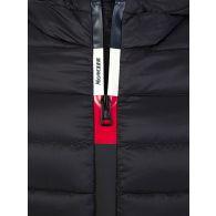 Moncler Enfant Black Rook Jacket