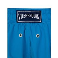 Vilebrequin Blue Shellfish & Turtles Water-Reactive Swim Shorts