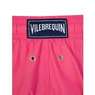 Vilebrequin Pink Shellfish & Turtles Water-Reactive Swim Shorts