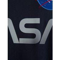 Alpha Industries Navy Reflective NASA T-Shirt