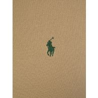 Polo Ralph Lauren Khaki Slim Fit Polo Shirt