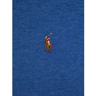 Polo Ralph Lauren Blue Slim Fit Soft-Touch Polo Shirt