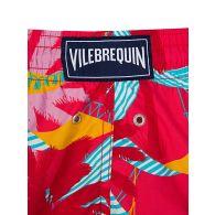 Vilebrequin Red Ibiza Swim Shorts