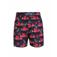 Vilebrequin Navy Fan Swim Shorts