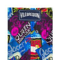 Vilebrequin Blue Queen Tour Swim Shorts