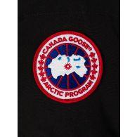 Canada Goose Black Woolford Bomber Jacket