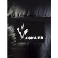Moncler Black Goose Down Gilet