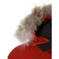 Canada Goose Red Jasper Langford Parka