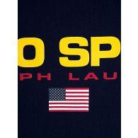 Polo Ralph Lauren Navy Sport T-Shirt