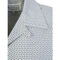 Maison Margiela White Paisley Shirt