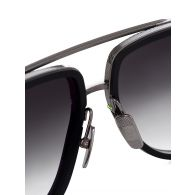 DITA Black Mach-One Sunglasses