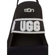 UGG Kids Black Zuma Sling Shoes
